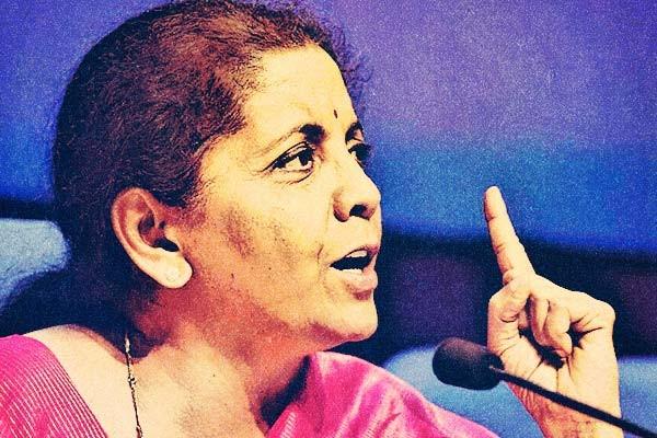 Nirmala Sitharam Responds in Parliament