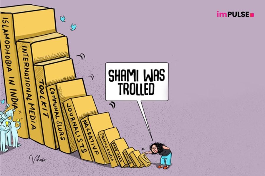 Shami Trolling