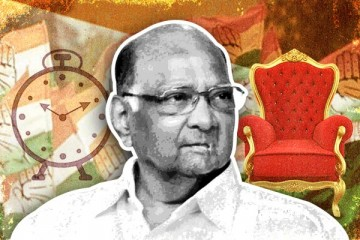 Sharad Pawar INC-NCP merger speculation