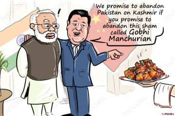 Gobhi Manchurian - The Scam of the Century