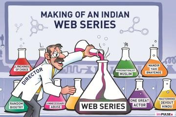 web-series-Formula of an India Web Series