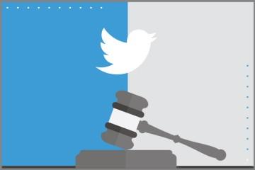 Twitter Govt Spat